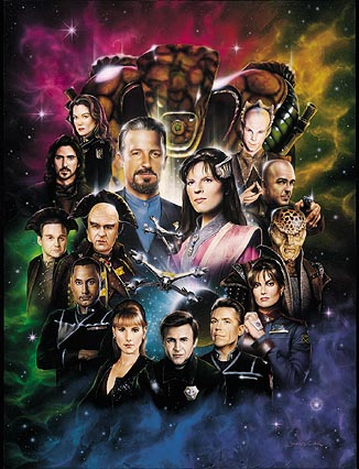 Babylon 5 (Legendado)